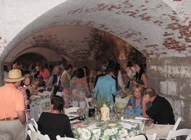 Private Events at Fort Adams